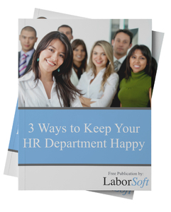 3 Ways To Keep Your HR Department Happy