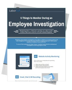 Digital Behavior and Employee Investigations