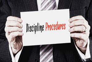 disciplinary issues